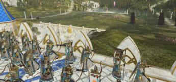 Total War: Warhammer2 gameplay screen