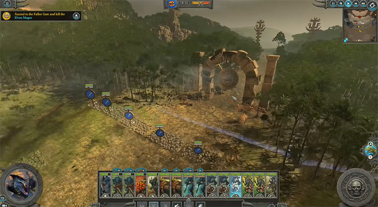 Total War: Warhammer 2 screenshot