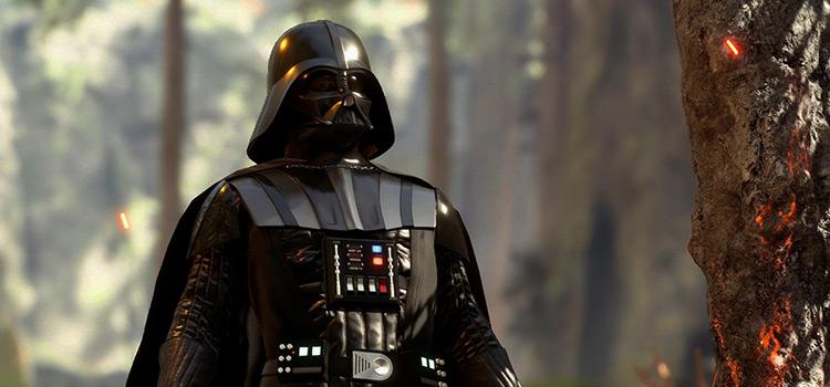 Darth Vader 7k modded for BF2 2017