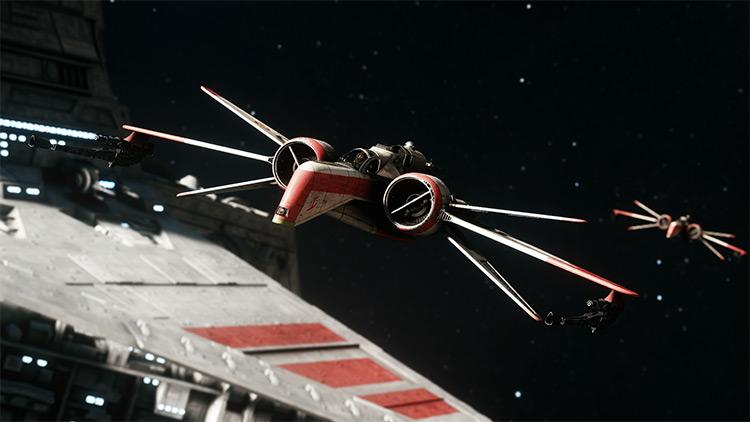 Starfighter Assault In Arcade Mod screenshot