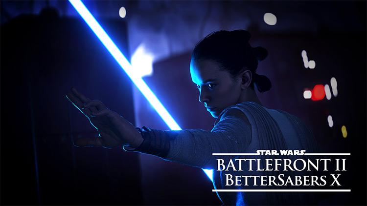 BetterSabers X Mod title screenshot