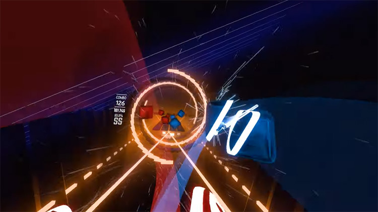 Analys – Hayako Beat Saber screenshot