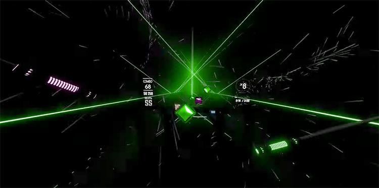 Tokyo Chopp ft. Shiki – Beat Saber screenshot