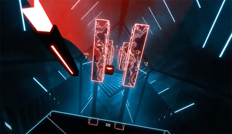 Legends Never Die – League of Legends Beat Saber screenshot