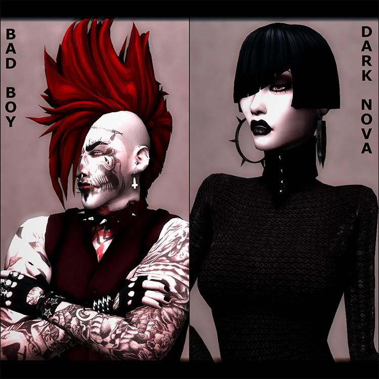 Bad Boy Mohawk CC