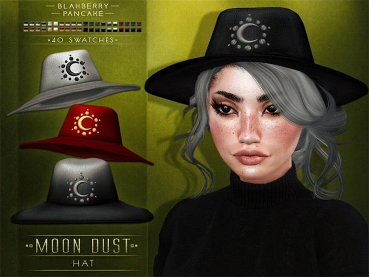 Moon Dust Hat CC