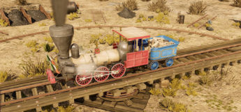 Fallout Rails Mod for Railway Empire