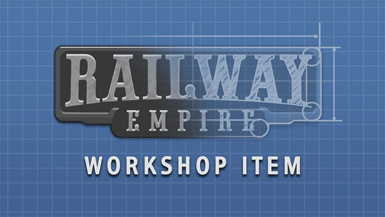 Weighty Trains Railway Empire mod screenshot