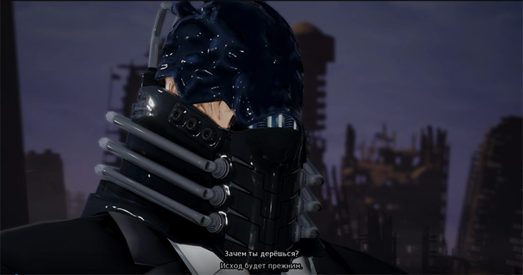 All For One mod for Jump Force