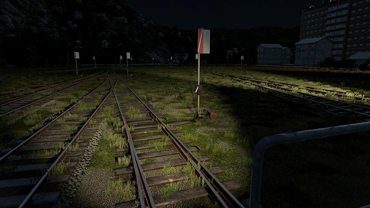 Locomotive Lights Derail Valley mod