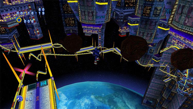 Modern SA2: Complete Edition mod screenshot