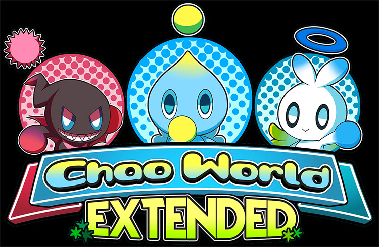 Chao World Extended Sonic Adventure 2 mod