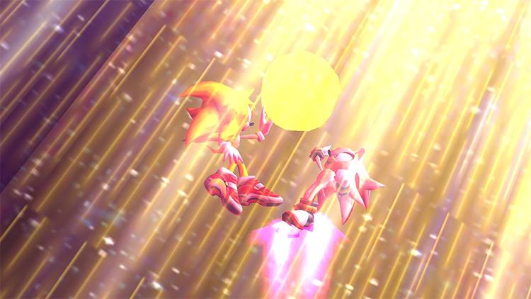 Cutscene Revamp mod for Sonic Adventure 2