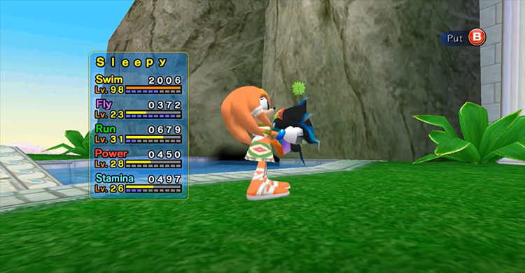 Chao Stat Multiplier mod for Sonic Adventure 2