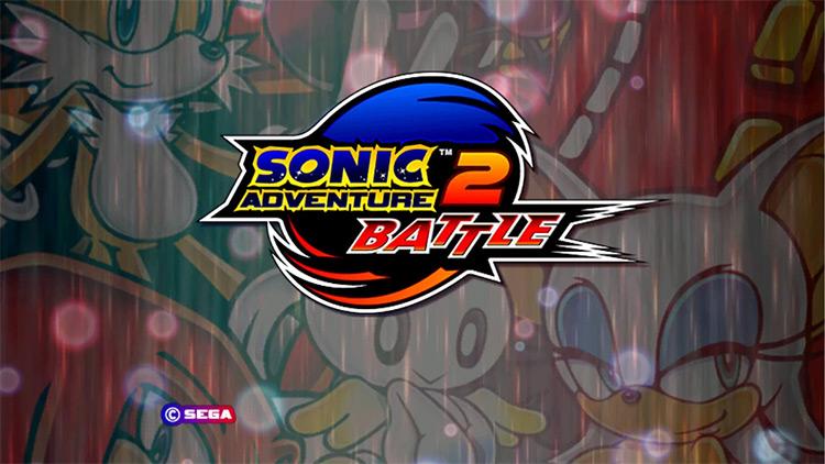 Physics Swap Sonic Adventure 2 mod screenshot
