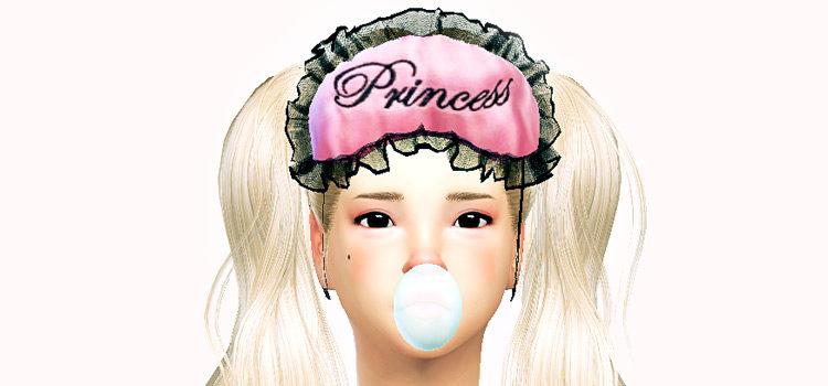 Best Sims 4 Sleep Mask CC (For Guys & Girls)
