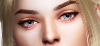 Pralinesims TS4 Ultimate Custom Eyes CC/Mod Pack