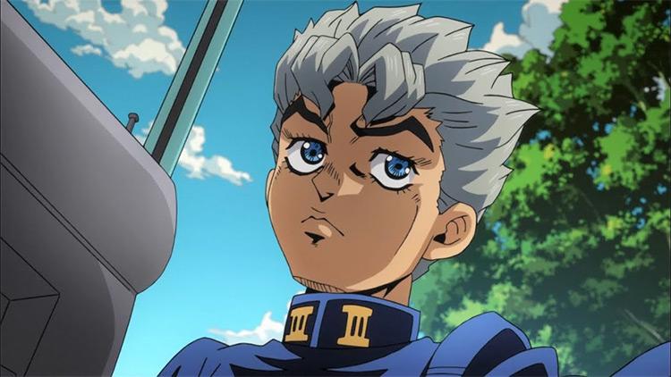 Koichi Hirose from JoJo's Bizarre Adventure: Diamond is Unbreakable