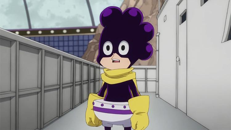 Minoru Mineta in Boku no Hero Academia anime