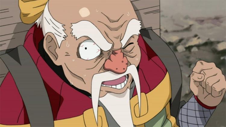 Ōnoki from Naruto: Shippuden
