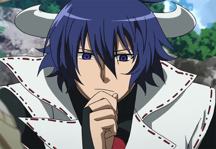 Susanoo from Akame ga Kill anime