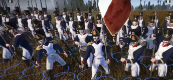 Line Infantry screenshot from Napoleon Total War
