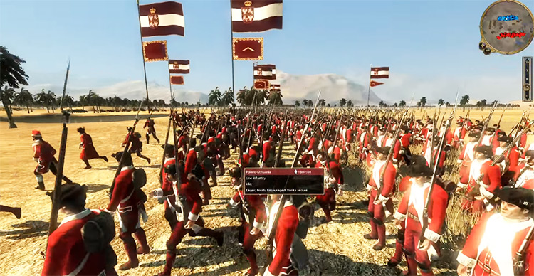 Line Infantry Napoleon: Total War Unit