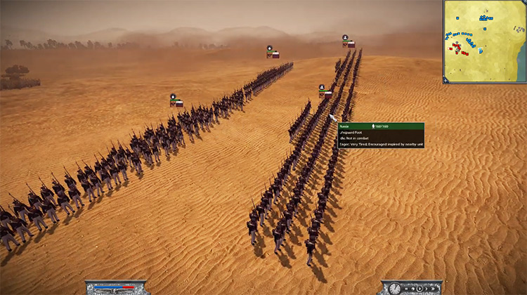 Elite Infantry Napoleon: Total War Unit