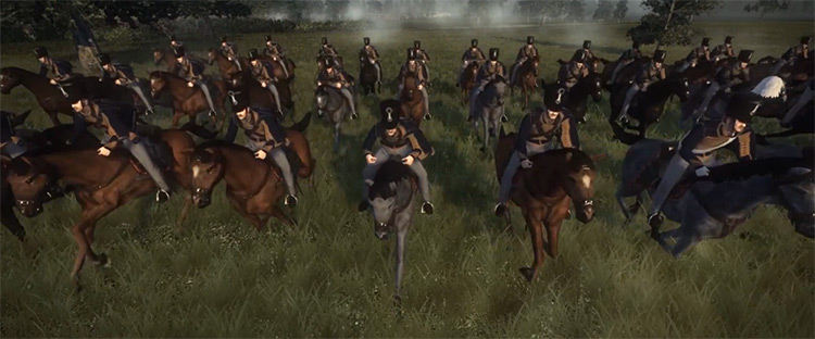 Hussars Napoleon: Total War Unit