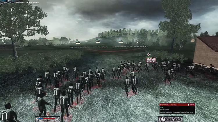 Landesschutzen Napoleon: Total War Unit