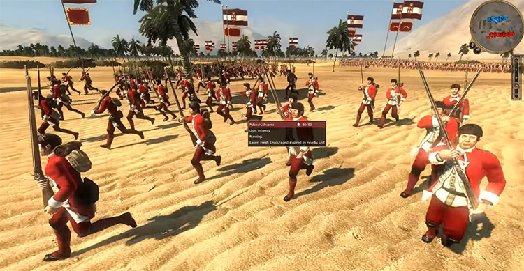 Light Infantry Napoleon: Total War Unit
