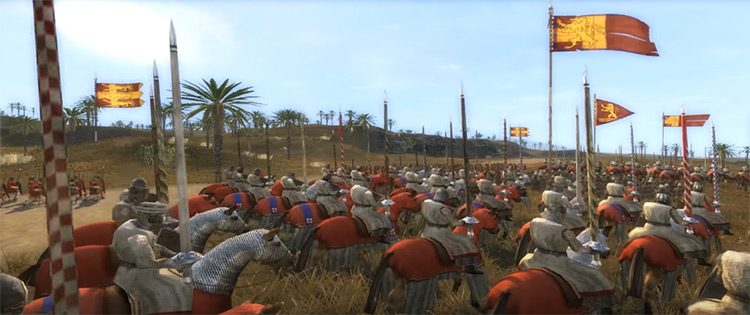 England Medieval 2: Total War Faction