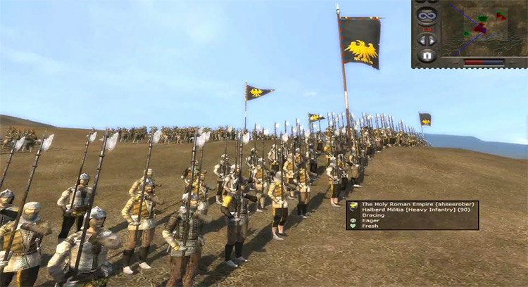 Holy Roman Empire M2:TW Faction