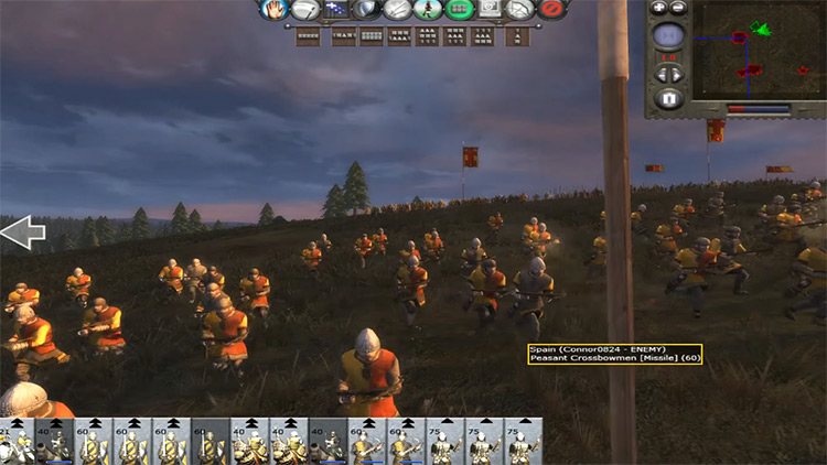 Spain Medieval 2: Total War Faction