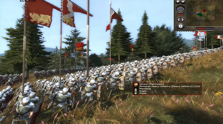 Venice Medieval 2: Total War Faction