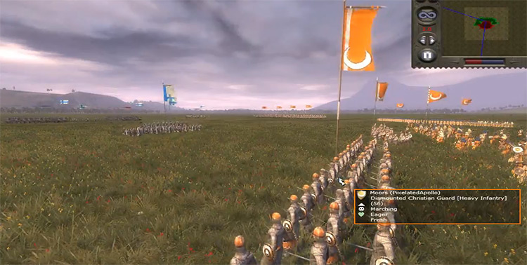 Moors Medieval II: Total War Faction