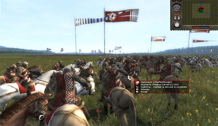 Denmark Faction in Medieval 2: Total War