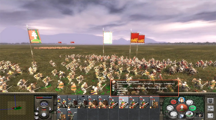 Hungary Medieval II: Total War Faction