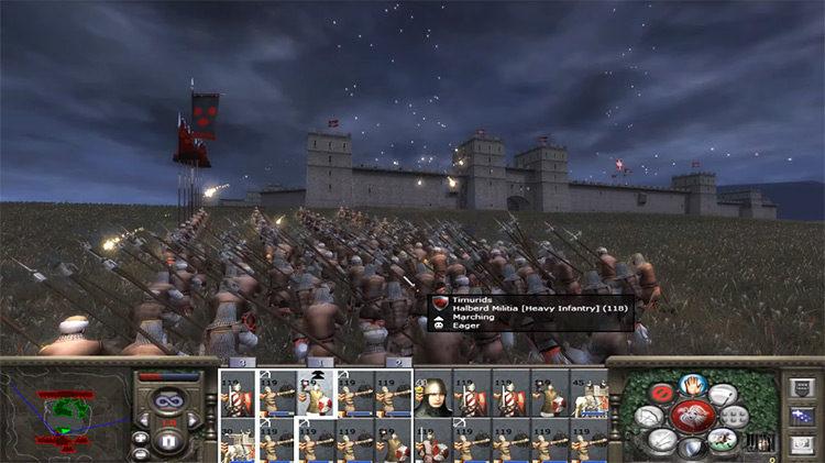 Timurids Medieval II: Total War Faction