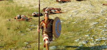 Sparta in Total War Saga: Troy HD