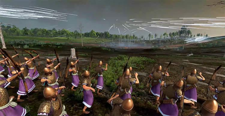 Lycia Total War Saga: Troy Faction