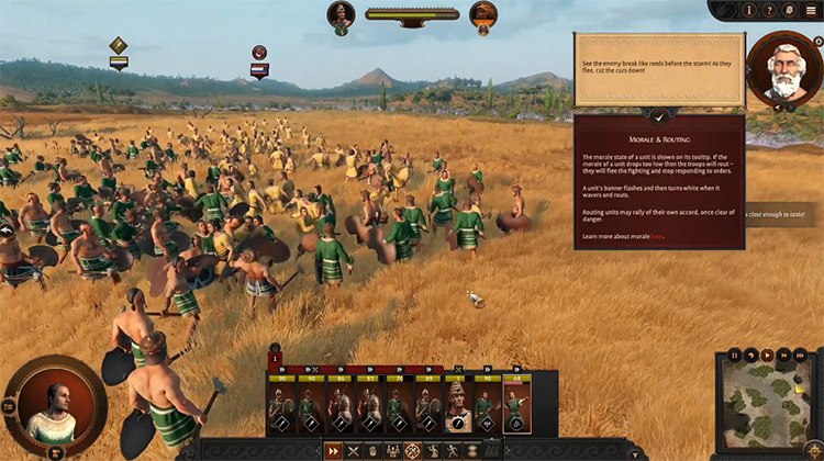 Dardania Total War Saga: Troy Faction