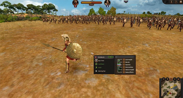 Phthia Total War Saga: Troy Faction