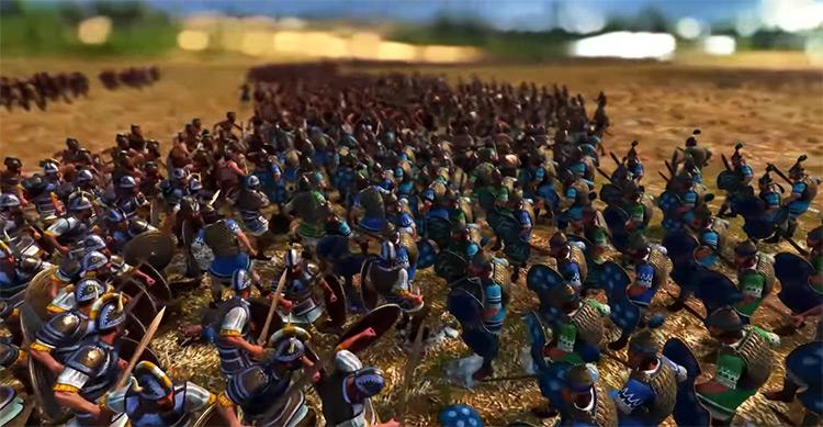 Ithaca Total War Saga: Troy Faction
