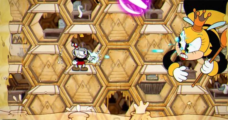 Rumor Honeybottoms – World 3 Cuphead game