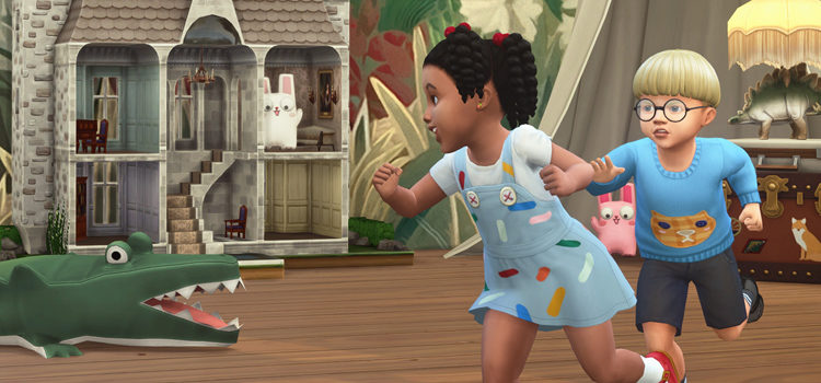Sims 4: Best Toddler Mods & CC Packs Worth Downloading