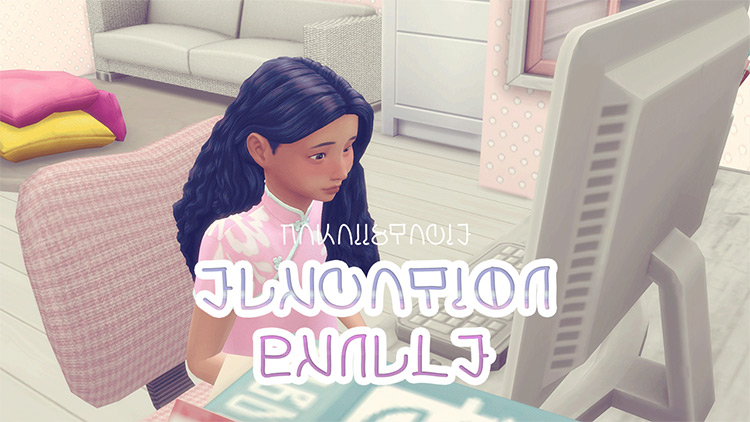 Education System Bundle (Preschool Mod) by Stacie for Sims 4