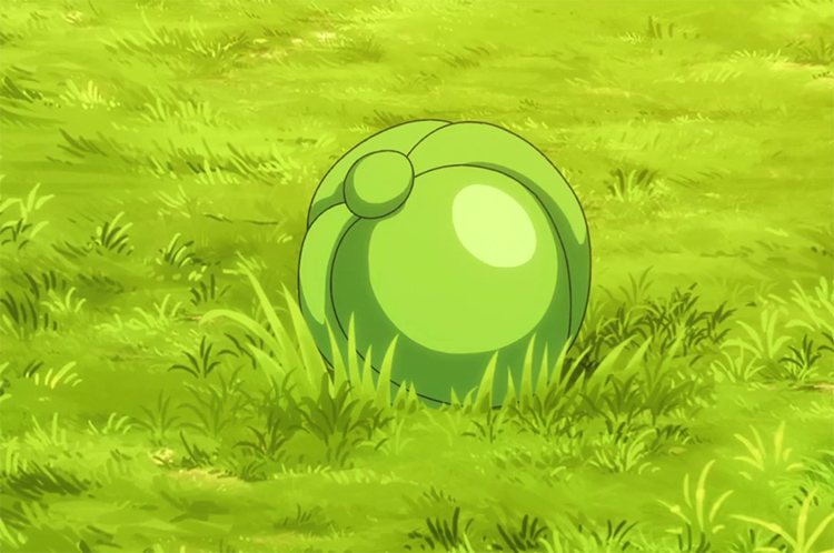 Lum Berry in the anime