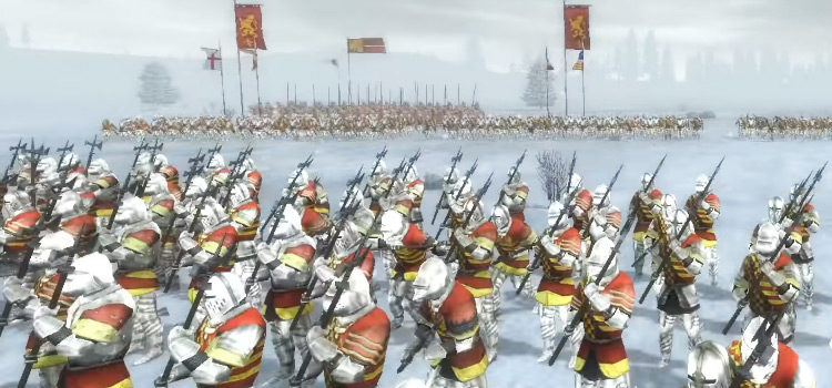 Best Units In Medieval II: Total War