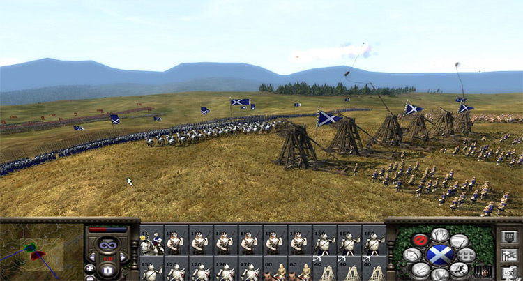 Trebuchets Medieval 2: Total War Unit